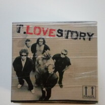 Płyty T.Love - T.Lovestory (15CD/DVD)