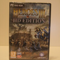 Gra Heroes of Might and Magic III HD