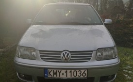 Volkswagen Polo benzyna + LPG