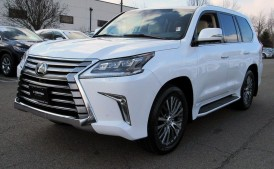 For sale 2018 Lexus Lx 570 Used $20000